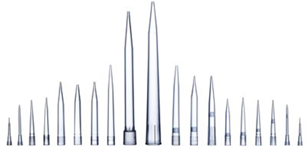 Optifit-Pipettespids 0.1-10µl, refill, sterile