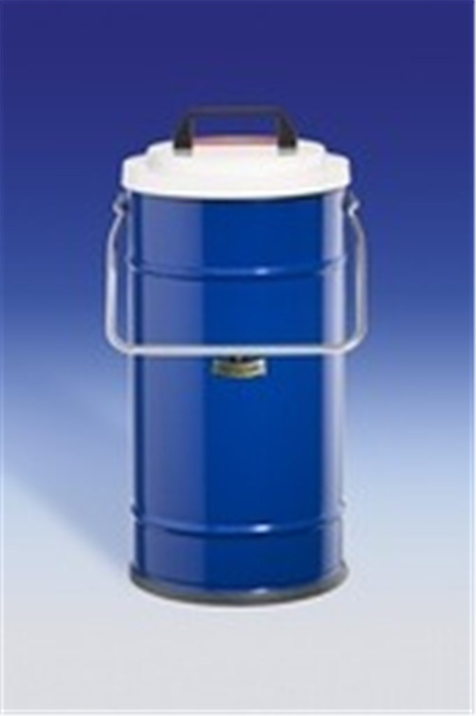 Dewarkar, CO2/LN2, a, Ø200 mm, h:350 mm, 10 liter