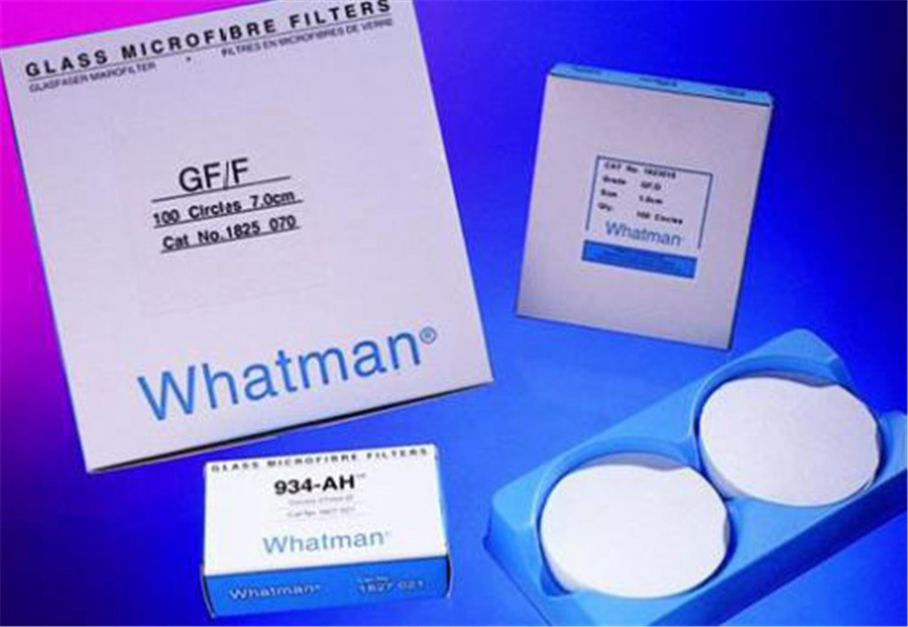 Rundfiltre Whatman GF/F, Ø25 mm, pk. a 100 stk.