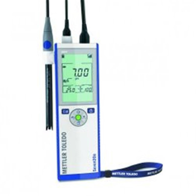 pH-meter Seven2Go Light kit, komplet