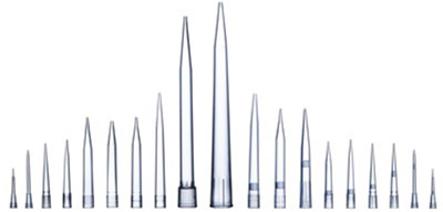 Optifit-Pipettespids, 0.1-10µl, Refill Tower